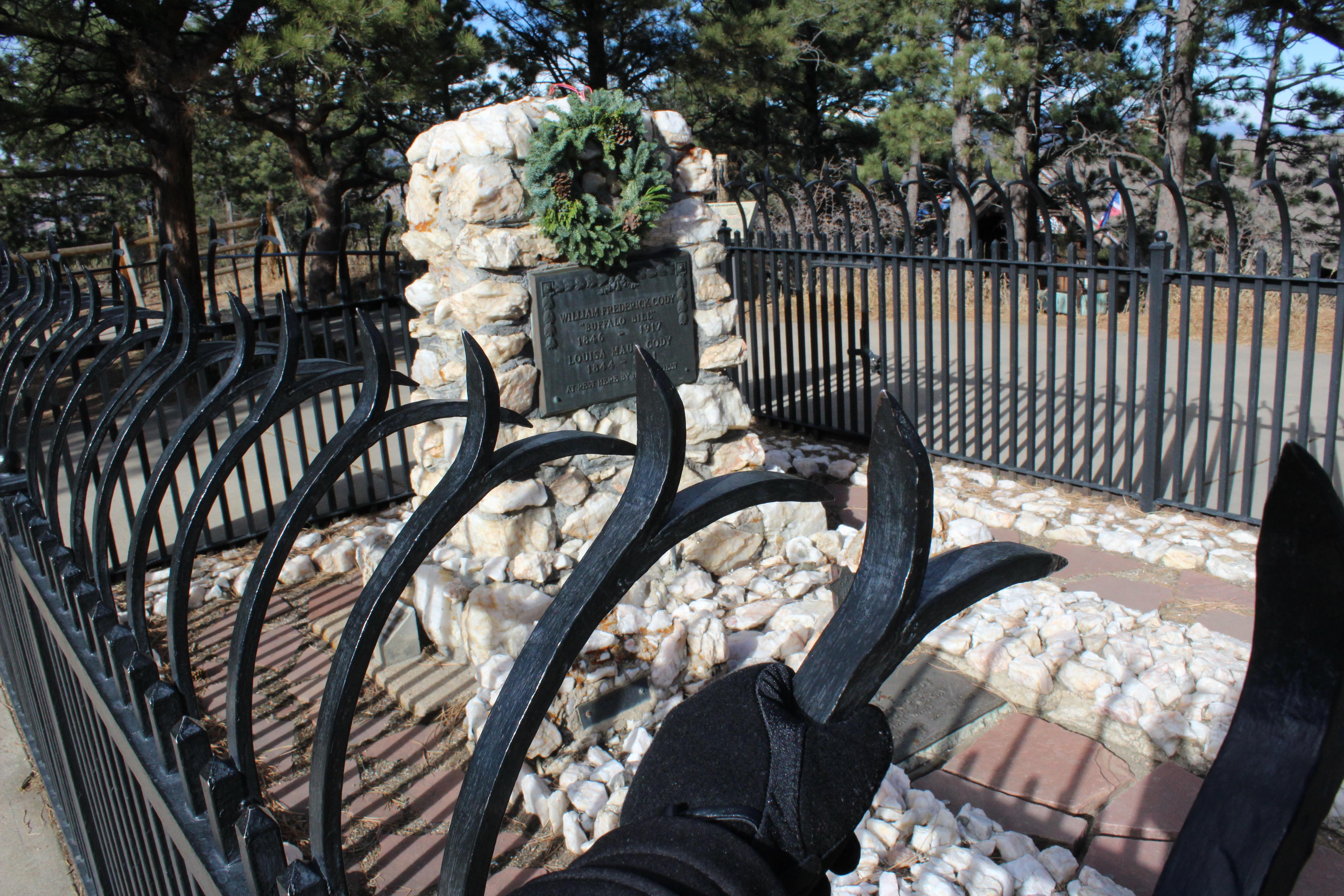 Buffalo Bill Grave